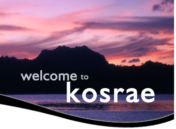 welcome to kosrae!
