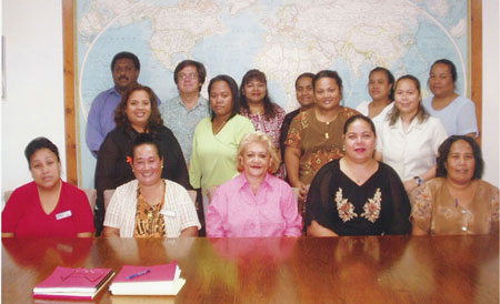 Sales & MarketingTraining for Micronesia Region